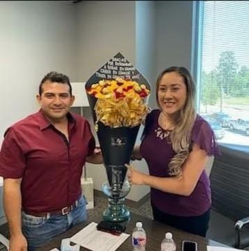 Jose y Karen Andrade